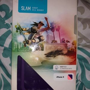 Brand new in box, life proof iPhone X/XS slam case